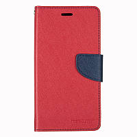 Book Cover Goospery Xiaomi Redmi Note 4x Red