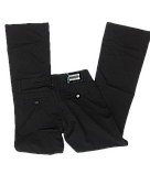 Женские джинсы OMAT 9829 клеш черные, фото 3