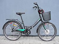 Электровелосипед складной 24″ Smart 36V 350W 9Ah