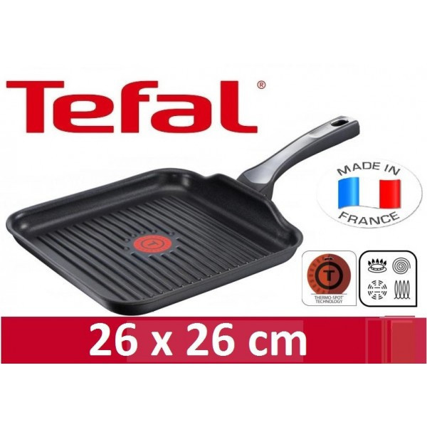 Сковородка TEFAL EXPERTISE GRILLOWA