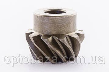 Шестерня коническая металлическая (тип 2) для электропил, фото 2