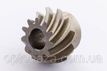 Шестерня коническая металлическая (тип 2) для электропил, фото 3