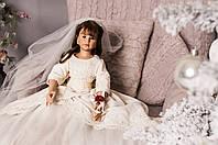 Кукла коллекционная фарфоровая Невеста София