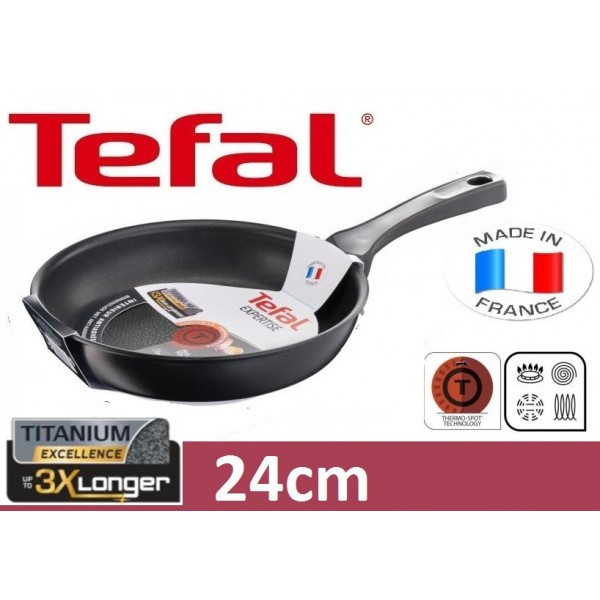 Сковородка TEFAL EXPERTISE TYTAN 24 см