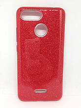 Чехол для Xiaomi Redmi 6 Red Rose Dream