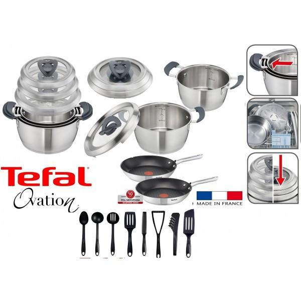 Набор посуды TEFAL 5L XXXL 20 шт