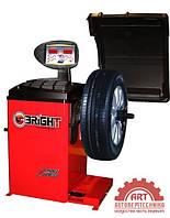 Балансировочный станок для легковых колес BRIGHT СB66