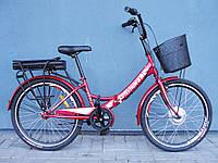 Электровелосипед Smart 24″ 36V 350W 12Ah с LCD