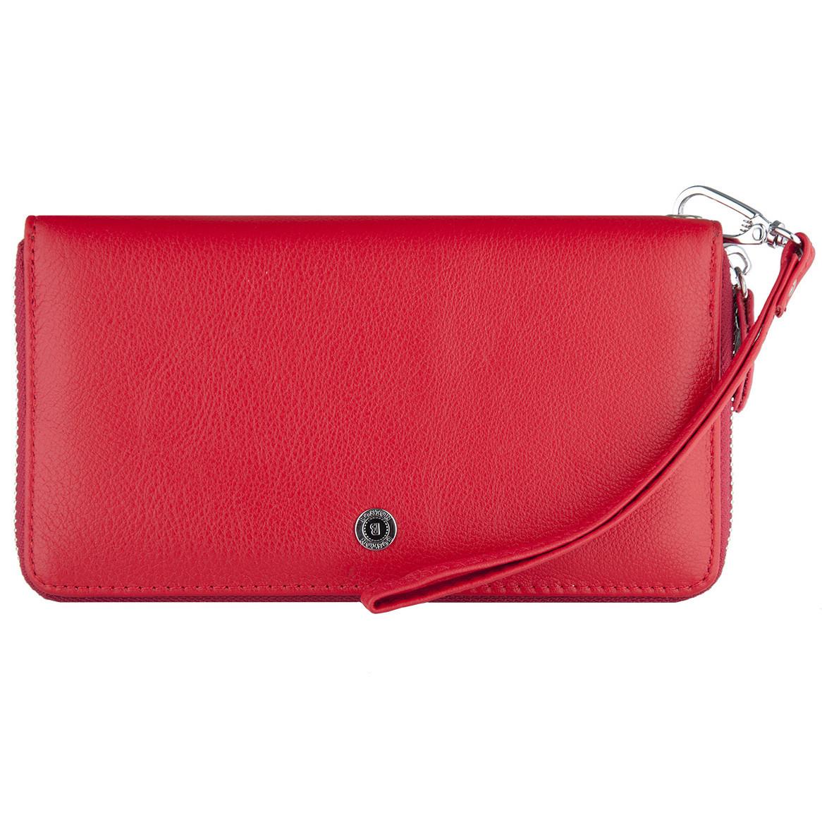 Кошелек женский кожаный Boston 272 Red
