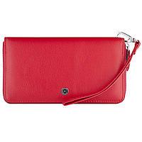 Кошелек женский кожаный Boston 272 Red, фото 1