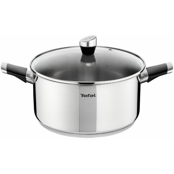 Кастрюля TEFAL EMOTION 6.8l