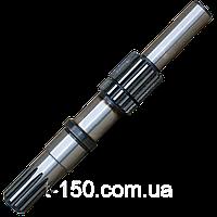 Вал привода ВОМ МТЗ 70-1601021Б ведомый