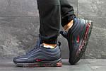 Зимние кроссовки Nike 97 (синие), фото 5