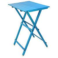 Стол Shernbao Blue для груминга, облегченный, 60х45х81см