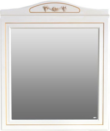 Зеркало Атолл (Ольвия) Верона 85 dorato