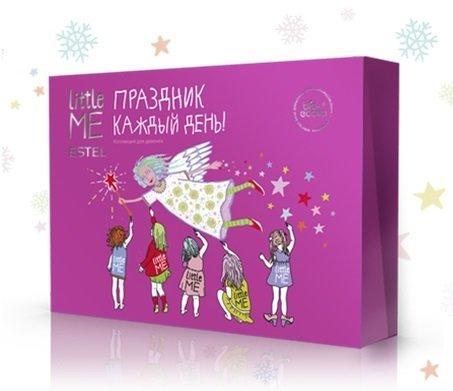 Набор для девочек Estel Little Me Girl Set (5 предметов)