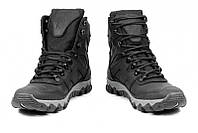 Ботинки мужские зимние водостойкие кожаные 26з штурм, фото 1