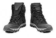Ботинки зимние водостойкие кожаные Offroad 26з штурм, фото 1