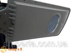 Автономная солнечная система освещения с датчиком движения LED-NGS-60 12W 6500K 1200lm IP65