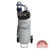 Установка вакуумная для откачивания технических жидкостей JTC HV-120N