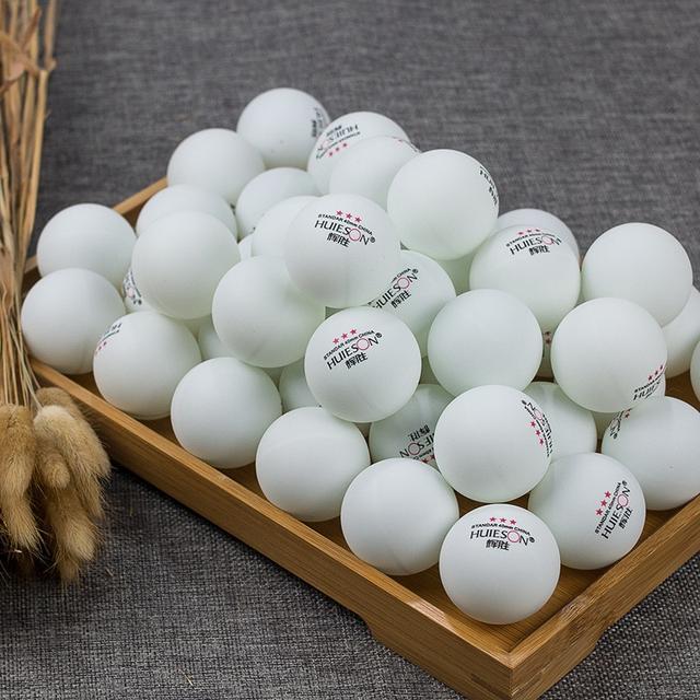 Мячики для настольного тенниса