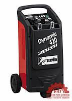 Пуско - зарядное устройство для АКБ, однофазное Telwin Dynamic 420