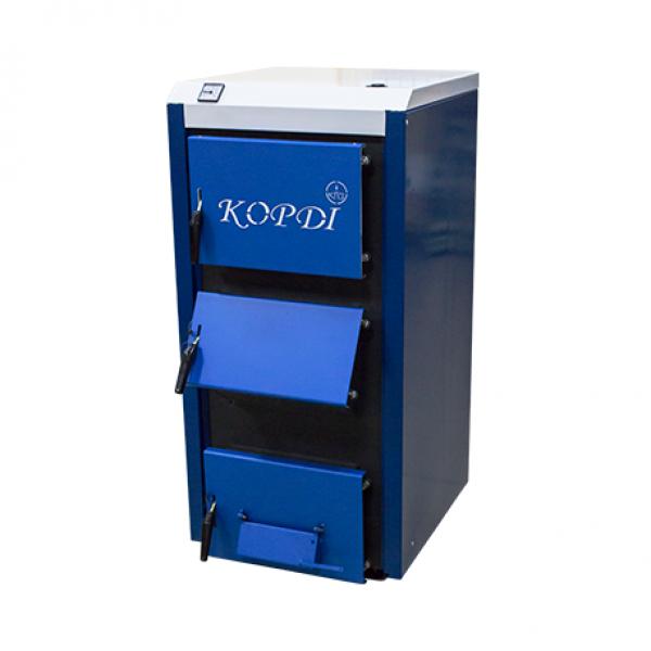 Котел твердотопливный Корди 16 С (16 кВт)