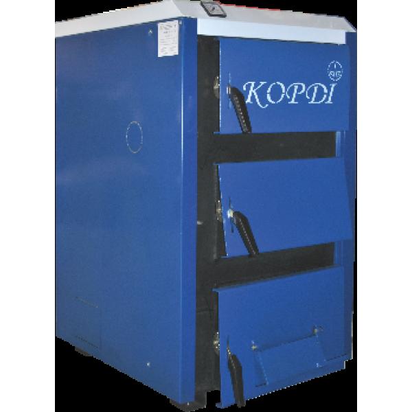 Котел твердотопливный Корди АОТВ 26-30Е (увеличеная топка)  26-30 кВт