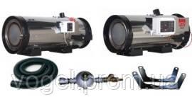 Нагрівач газовий МЕТАН BH50, 50kW (в комплекті з шлангом, регулятором тиску та кріпленням)