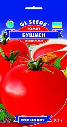Томат Бушмен, пакет 0.1 г - Семена томатов, фото 2