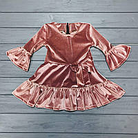 Детская одежда оптом Платье нарядное для девочек  оптом р.2-6 лет
