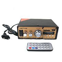 Усилитель звука UKC AK-699D с FM-радио, фото 1