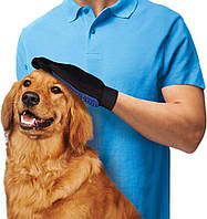Перчатка Fmax True Touch для легкого вычесывания шерсти, КОД: 218918