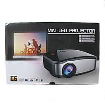 Мини LED проектор Cheerlux C6, фото 3