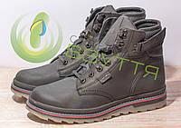 Кожаные мужские ботинки арт. 14142 размеры 40,42,43,44, фото 1