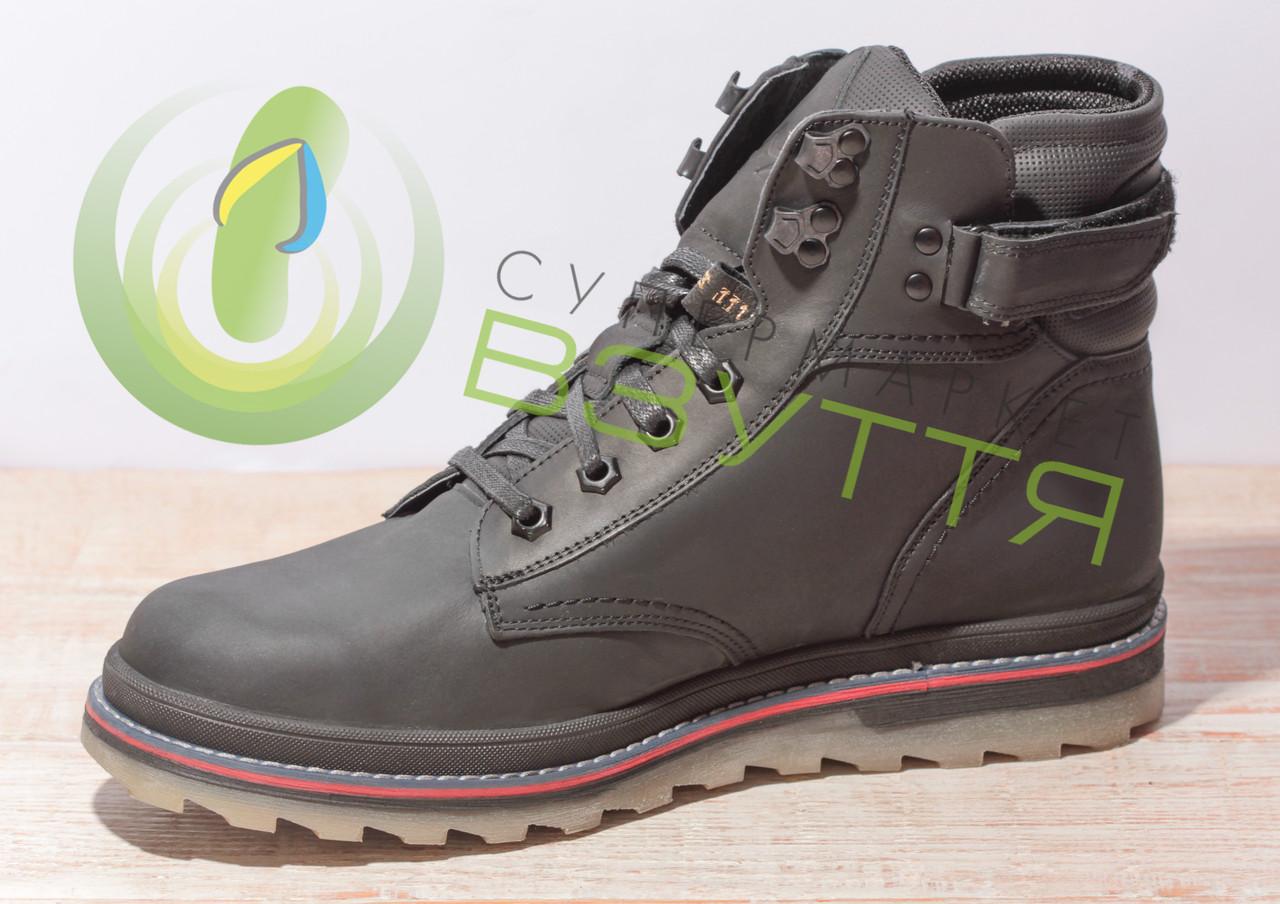 ... фото Кожаные мужские ботинки арт. 14142 размеры 40 ac7dde10eb7a0