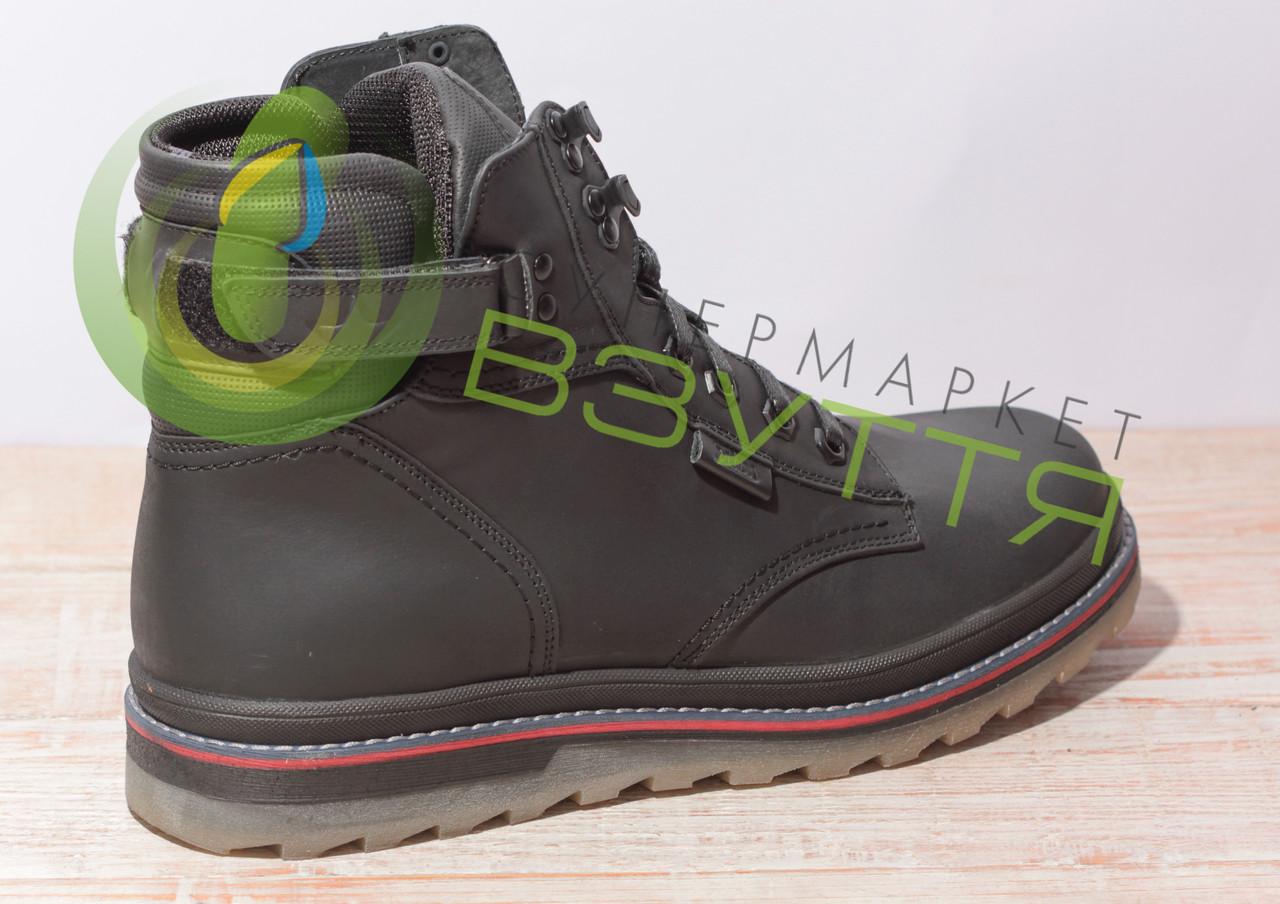 Кожаные мужские ботинки арт. 14142 размеры 40 8eac09e2cbeba