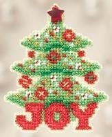 Набор для вышивки Mill Hill Joy Tree