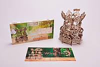 Конструктор деревянный Карусель 3D. Wood trick пазл. 100% ГАРАНТИЯ КАЧЕСТВА!!!, фото 1