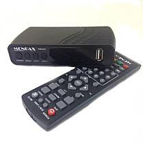 ТВ ресивер тюнер DVB-T2 LCD Mondax с поддержкой wi-fi адаптера, фото 3