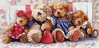 Набор для вышивания DIMENSIONS 35039 Мишки