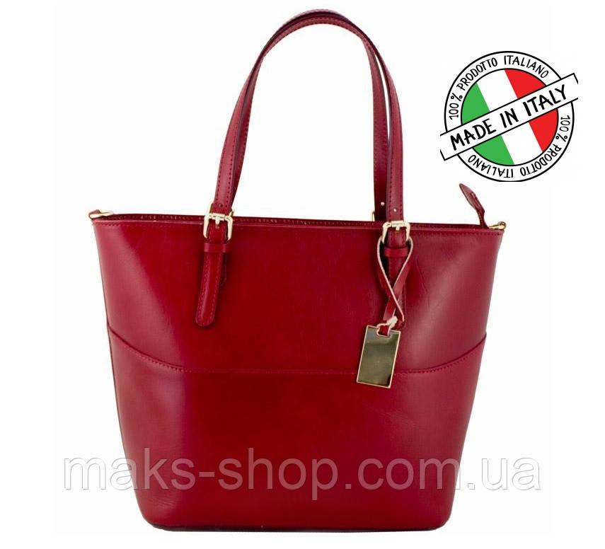 bd509603d4db Женская Итальянская сумка из натуральной кожи Bottega Carele BC118 - Maks  Shop- надежный и перспективный
