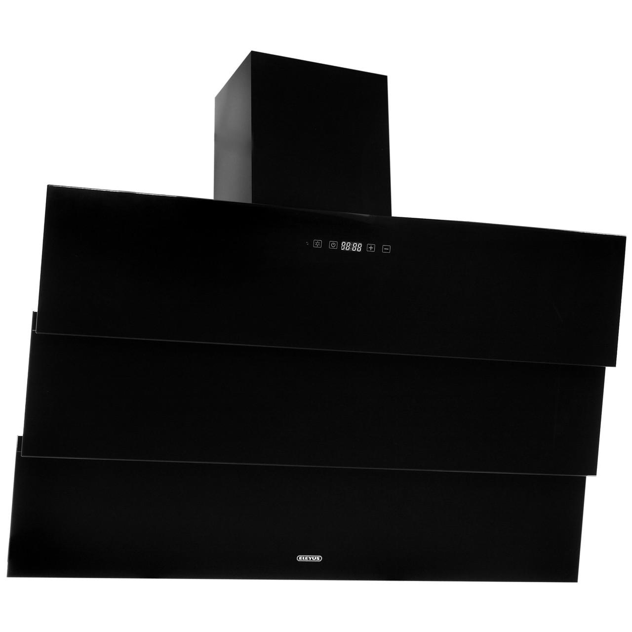 Витяжка кухонна вертикальна ELEYUS Troy 1000 LED SMD 90 BL + Безкоштовна доставка!