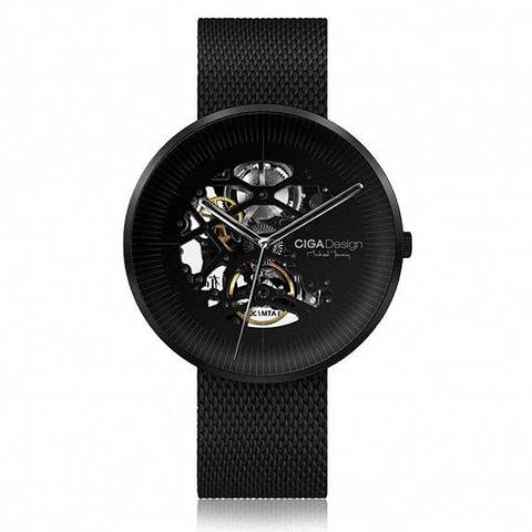 Часы Xiaomi CIGA Design MY Series Mechanical Watch Black (M021-BLBL-13)