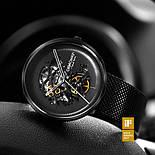 Часы Xiaomi CIGA Design MY Series Mechanical Watch Black (M021-BLBL-13), фото 4