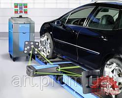 Стенд развал-схождения нового поколения для автомобилей Beissbarth EASY 3D WLAN