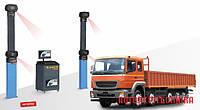 Стенд развала-схождения для грузовых и коммерческих автомобилей Manatec Jambo Super 3D