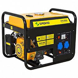 Генератор бензиновый Sadko GPS-3000E (2,5 кВт)