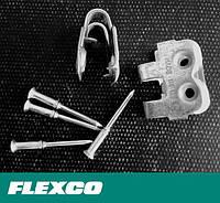 Механический соединитель для конвейерных лент R2 Flexco® Rivet Hinged