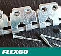 Механический соединитель для конвейерных лент R2 Flexco® Rivet Hinged, фото 2